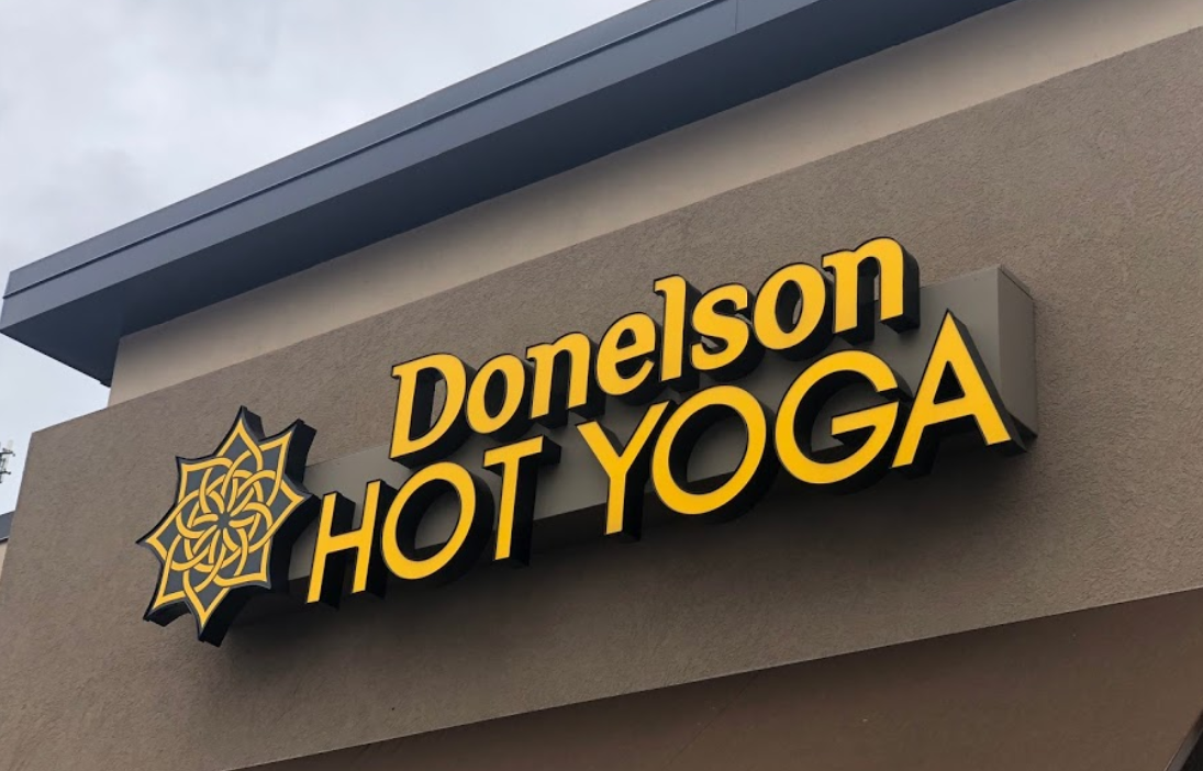 Donelson Hot Yoga image 2