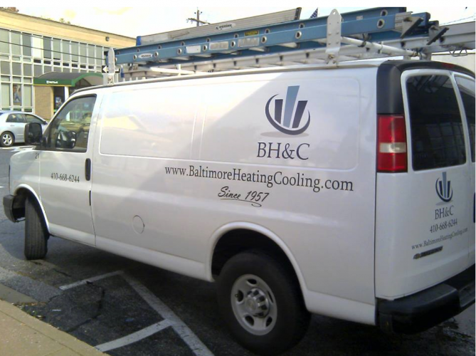 Baltimore's Heating & Cooling image 1