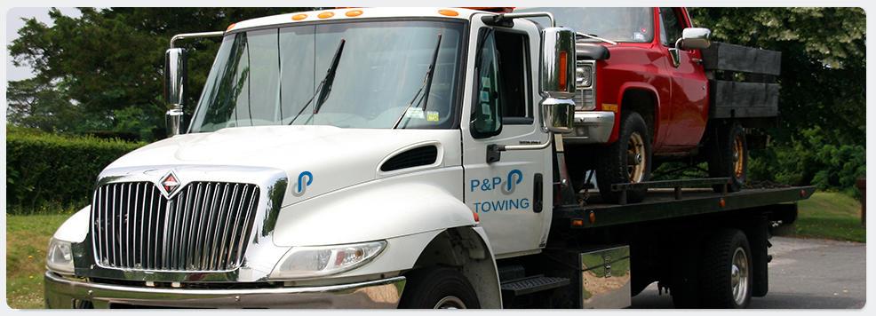 P&P Towing image 0