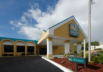 Quality Inn Busch Gardens - Tampa, FL 33617 - (813)386-1000 | ShowMeLocal.com