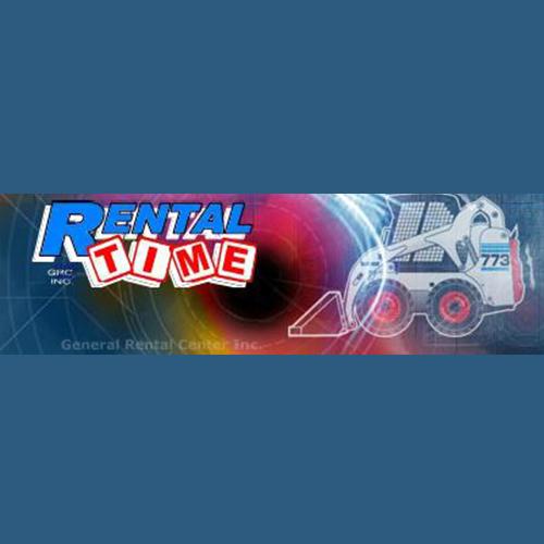 Rental Time General Rental Center - Gibsonia, PA - Rental & Repair