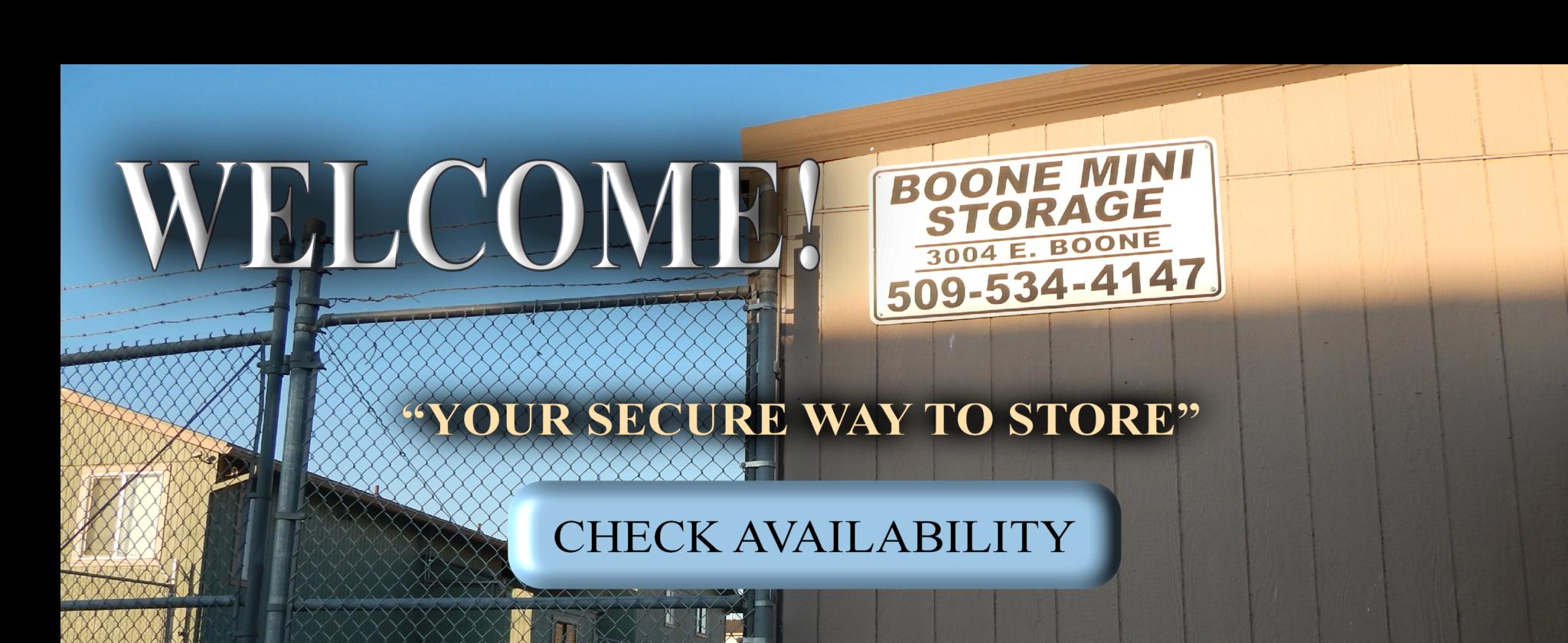 Boone Mini Storage image 1