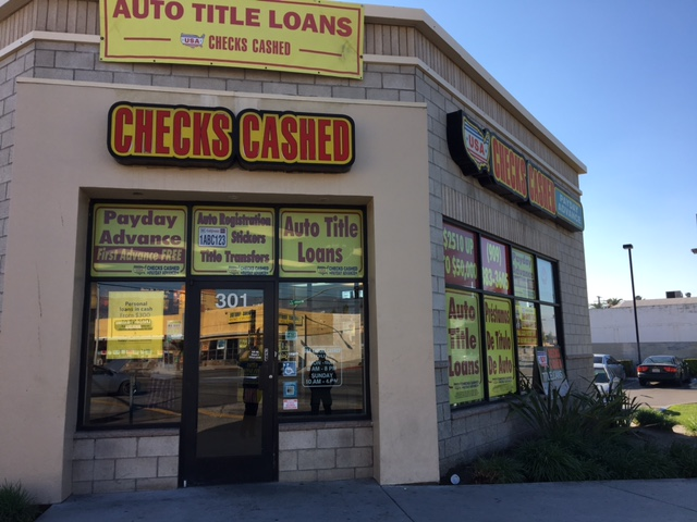 USA Title Loans - Loanmart San Bernardino image 2