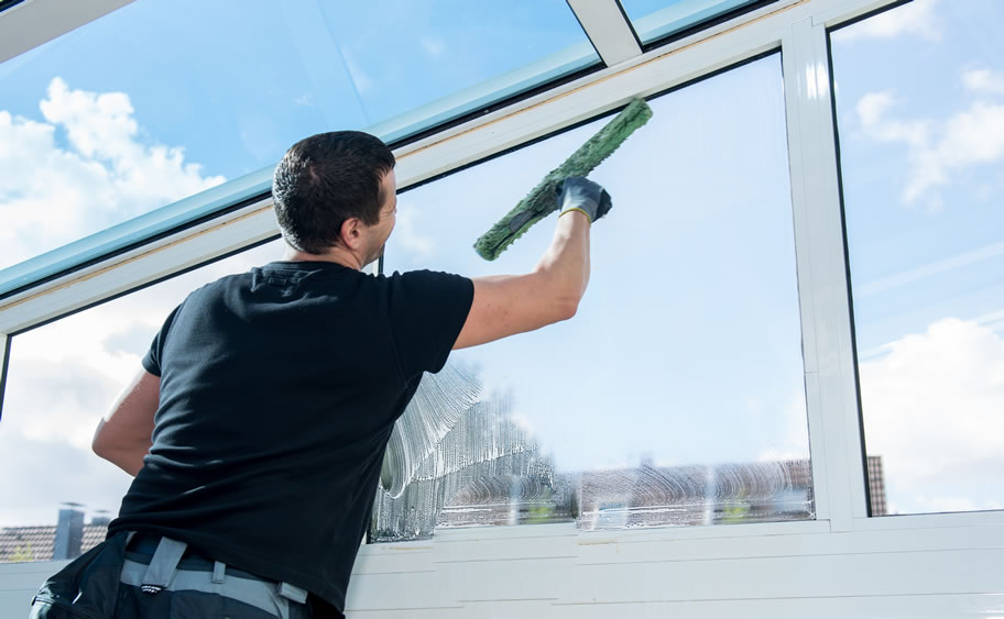 Contact Window Cleaning image 0