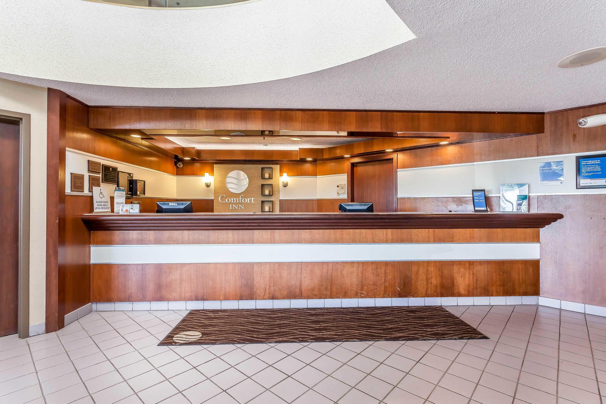 Comfort Inn - Hall of Fame image 5