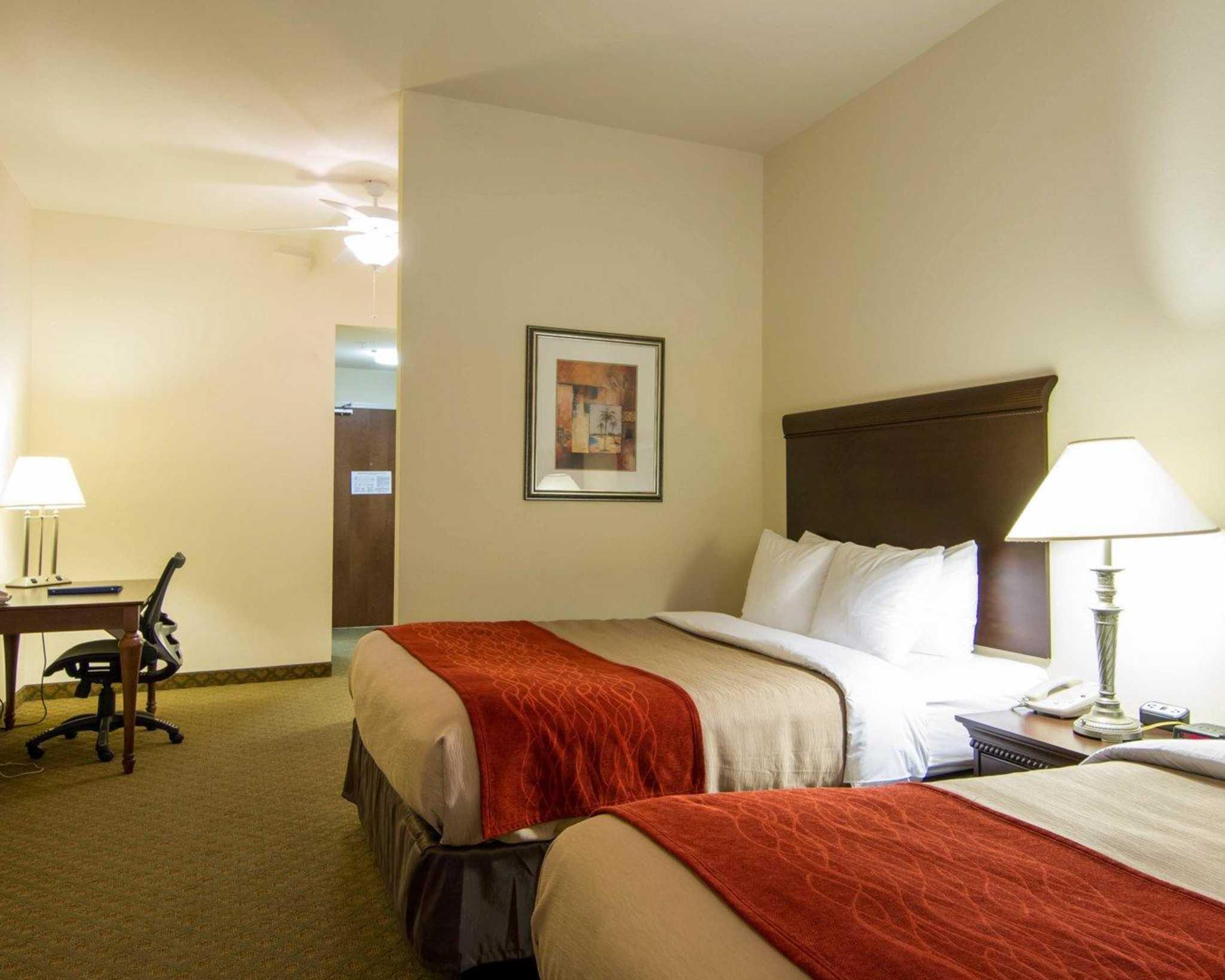 Comfort Inn & Suites Airport image 24