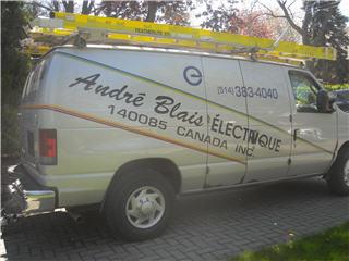 Blais André Electrique Inc à Montréal