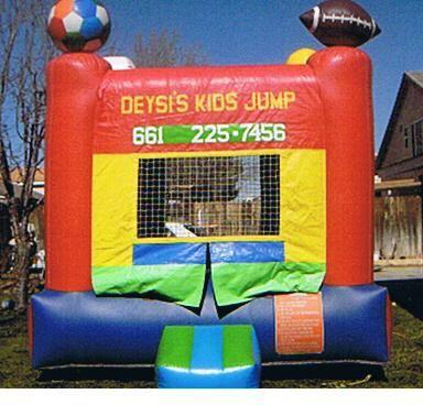 Deysi's Kids Jump image 4