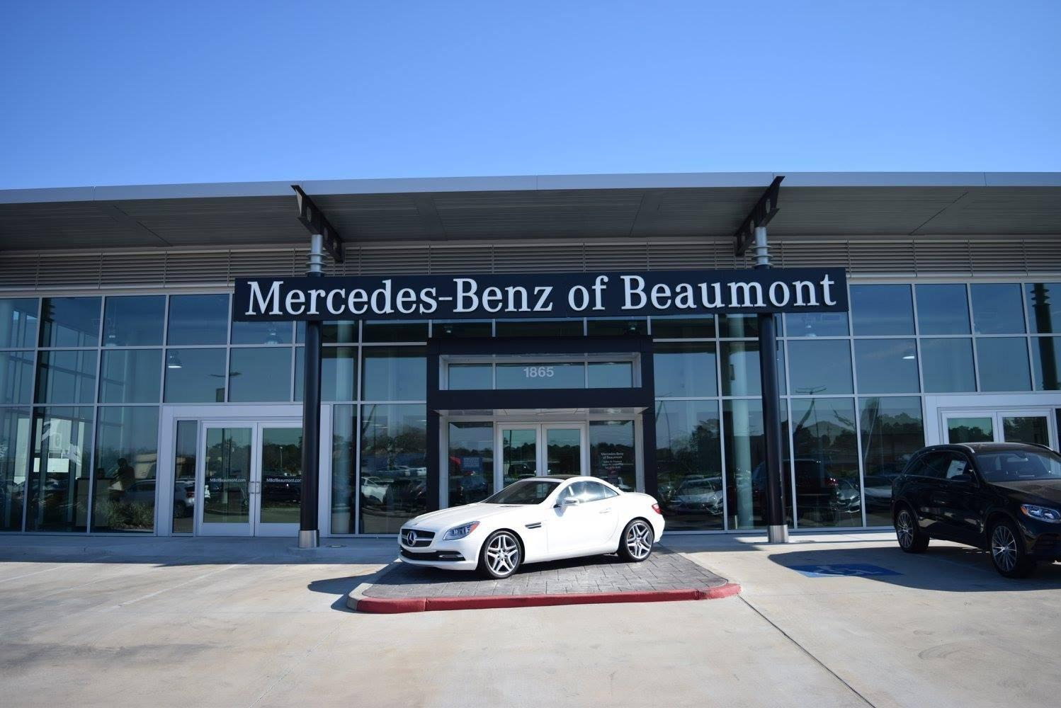 Mercedes benz of beaumont coupons near me in beaumont for Mercedes benz near me