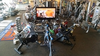 Yes, we have many indoor cycles as well.