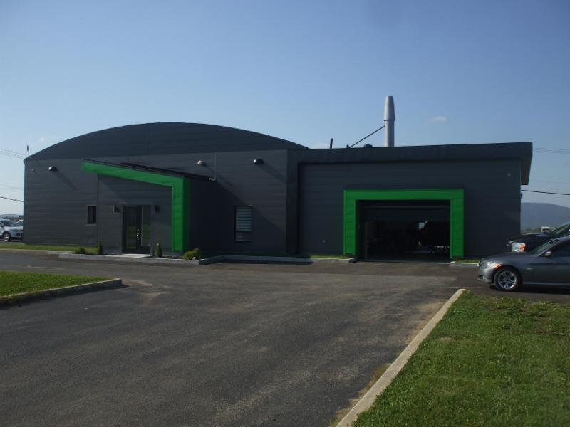 Atelier de Carrosserie St-Augustin Inc à Saint-Augustin-de-Desmaures