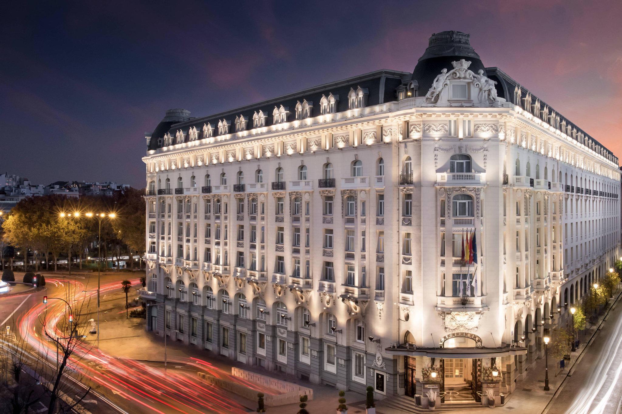 The Westin Palace, Madrid