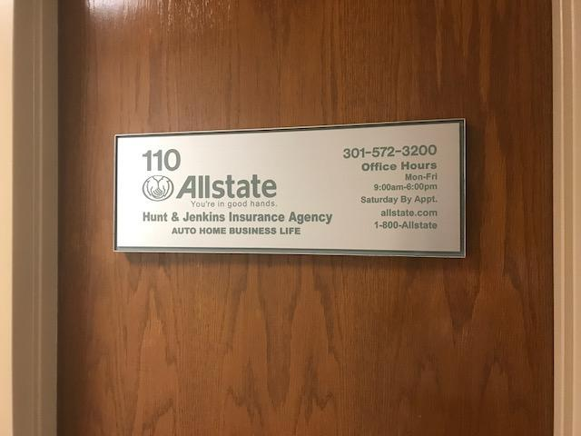 Hunt and Jenkins Insurance Agency Inc.: Allstate Insurance image 0