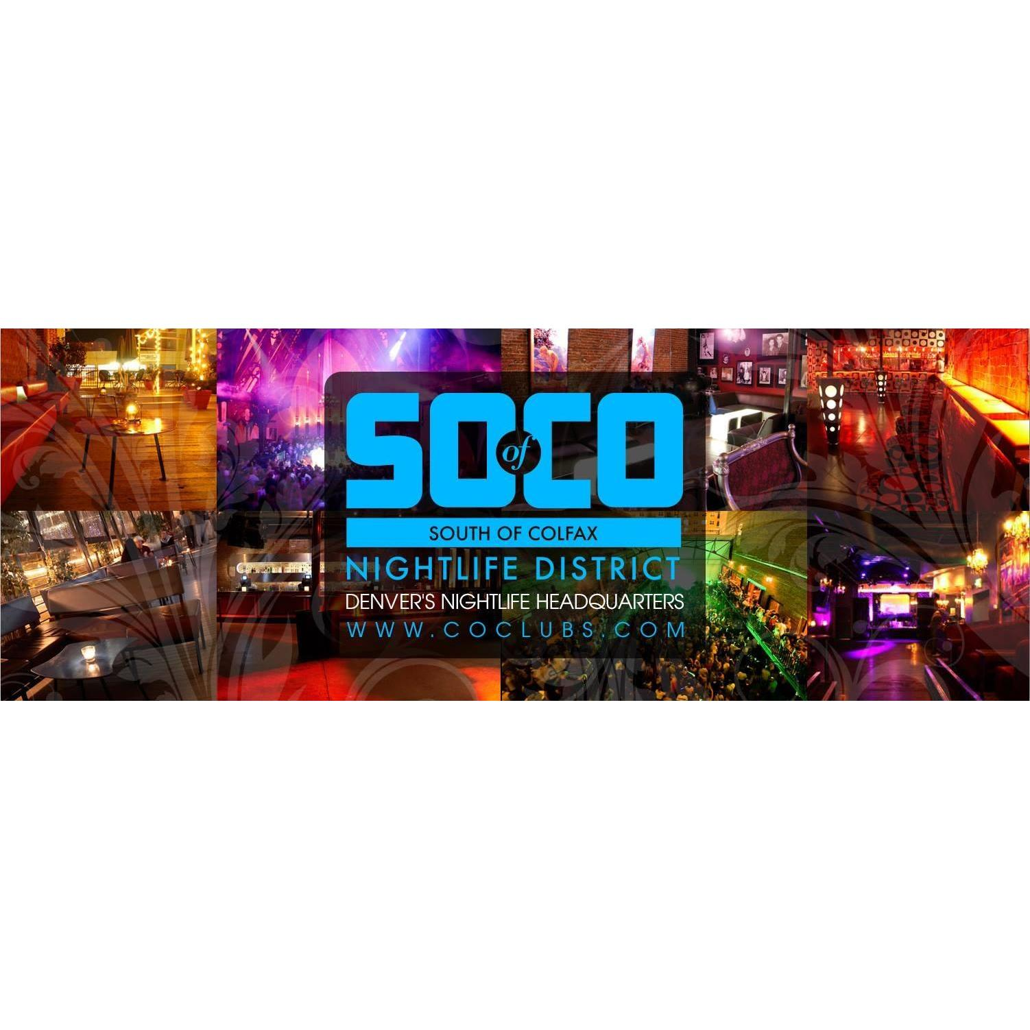 SOCO Nightlife District - Denver, CO 80203 - (303)832-8628 | ShowMeLocal.com