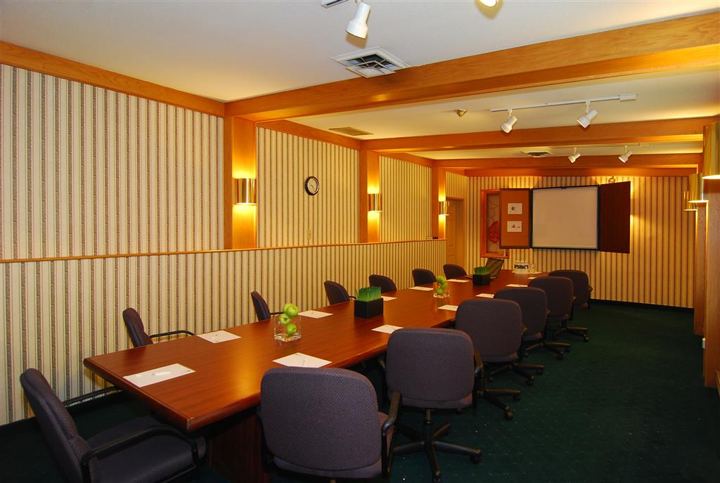 Best Western Little River Inn in Simcoe: Boardroom