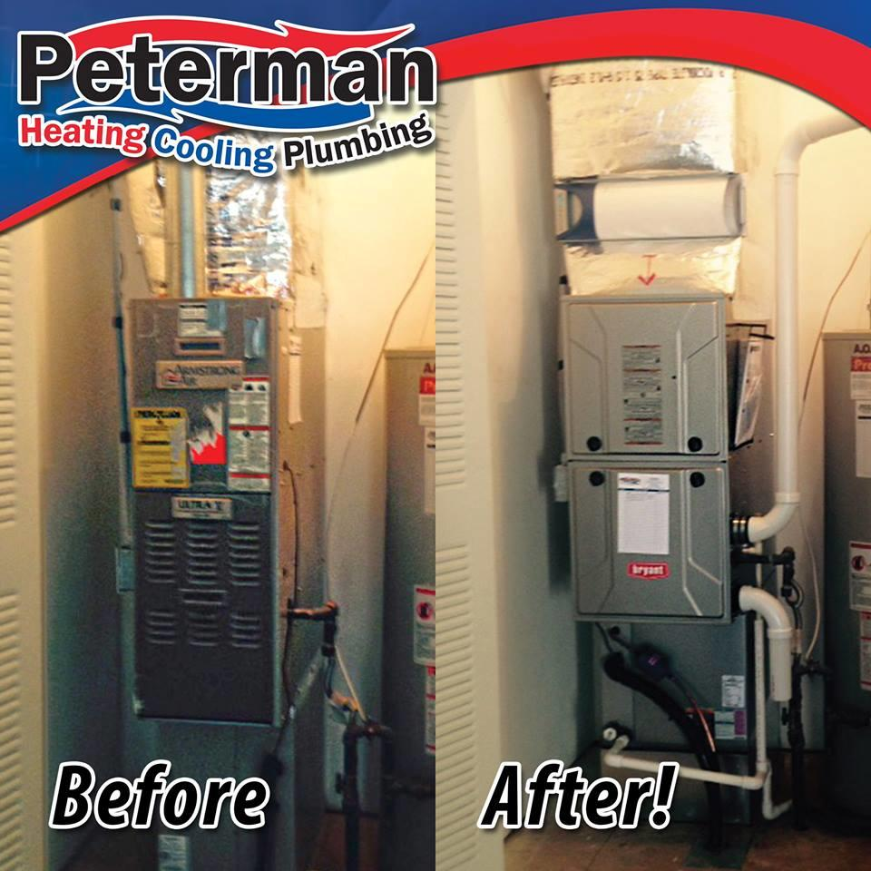 Peterman Heating, Cooling & Plumbing Inc. image 2