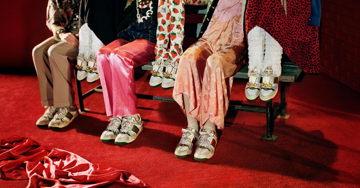 Gucci at SFO image 4