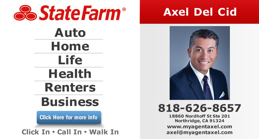 Axel Del Cid - State Farm Insurance Agent image 0