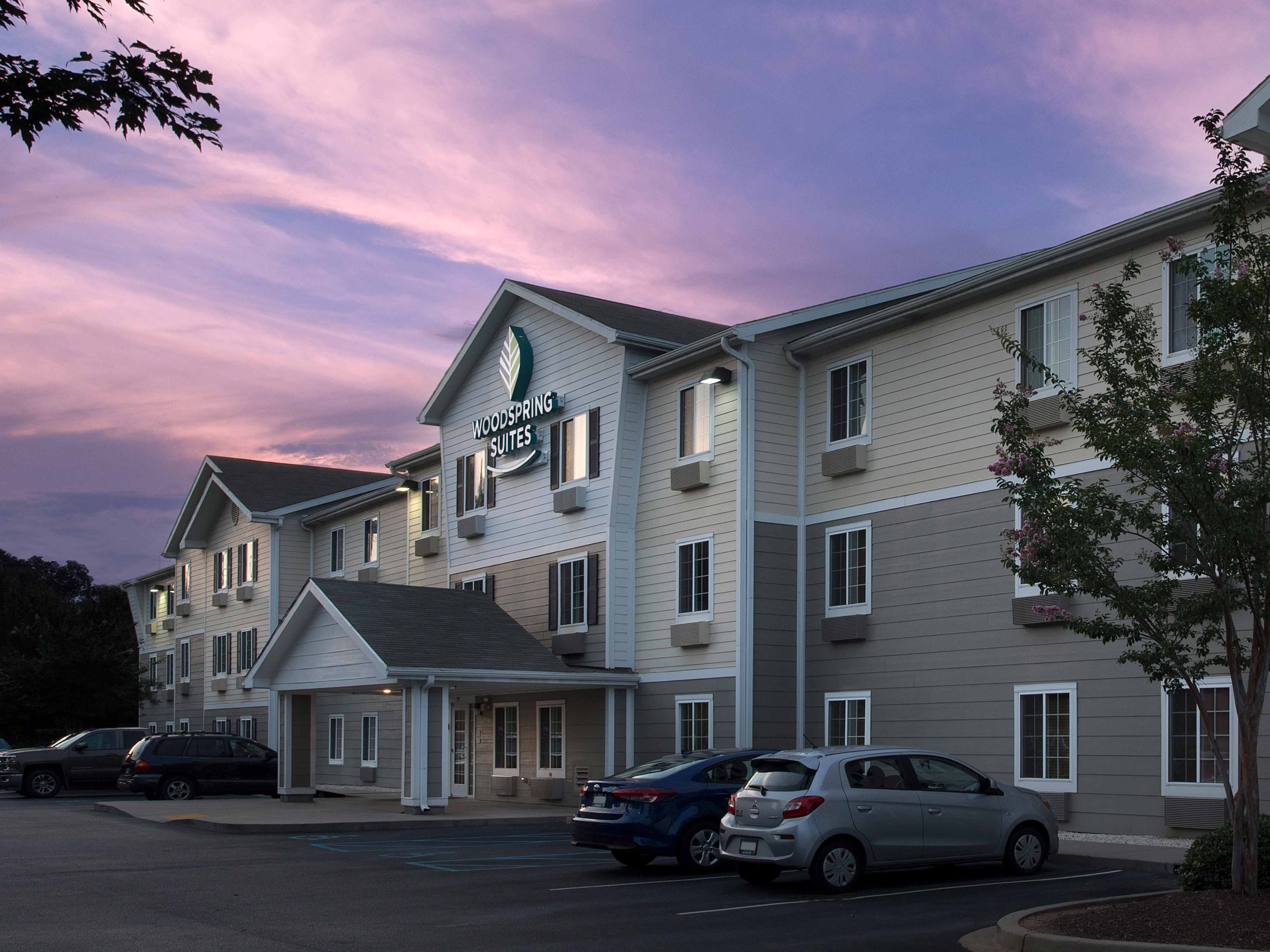 WoodSpring Suites Spartanburg Duncan image 12