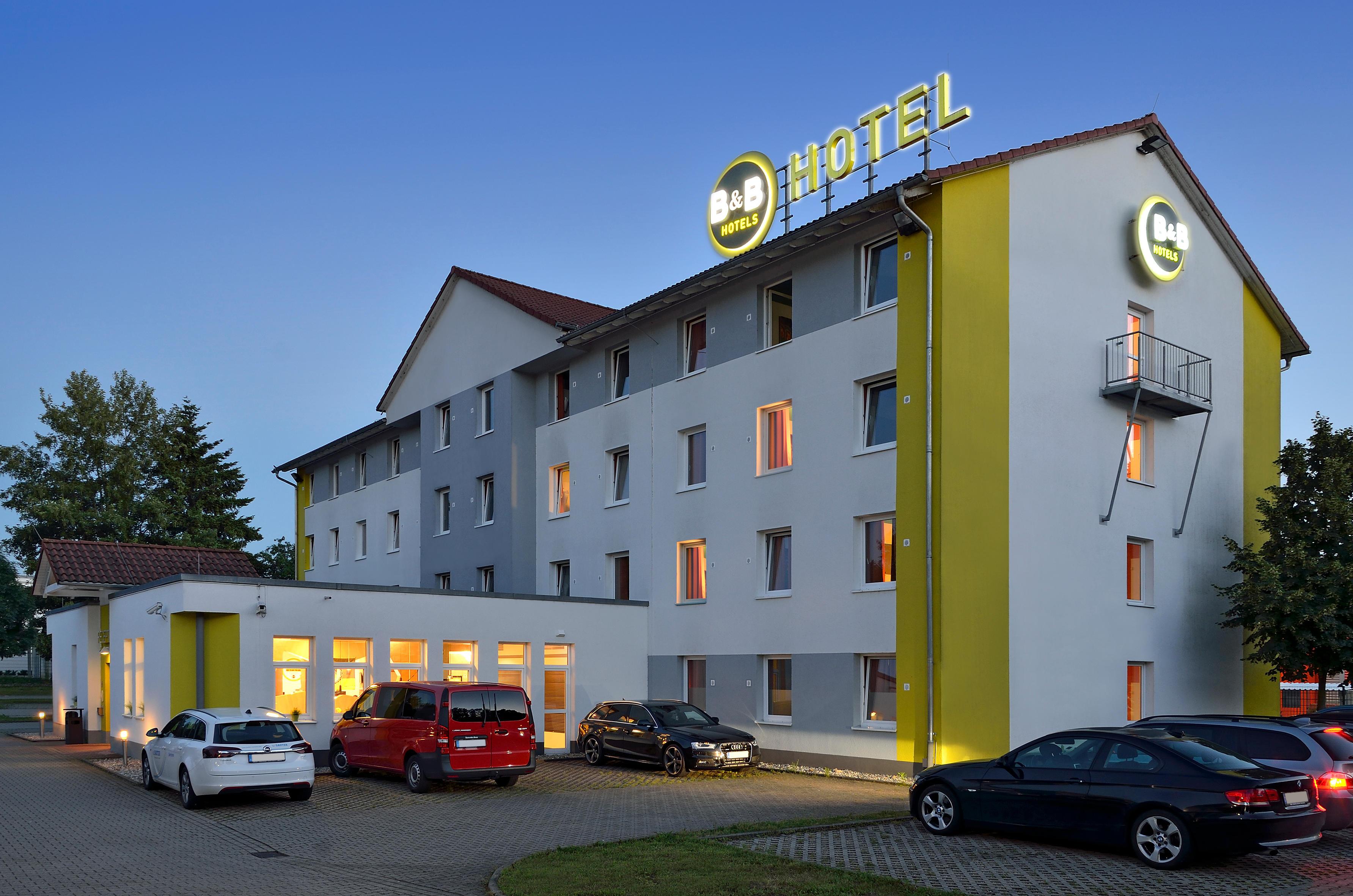B&B Hotel Freiburg-Nord, Tullastraße 87c in Freiburg