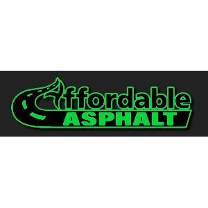 Affordable Asphalt Paving