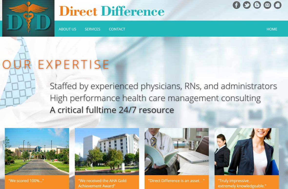 Orange County Web Design Ca | 1EZ Consulting image 6