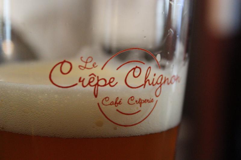 Le Crêpe Chignon in Rimouski