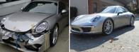 Porsche Collison Repair