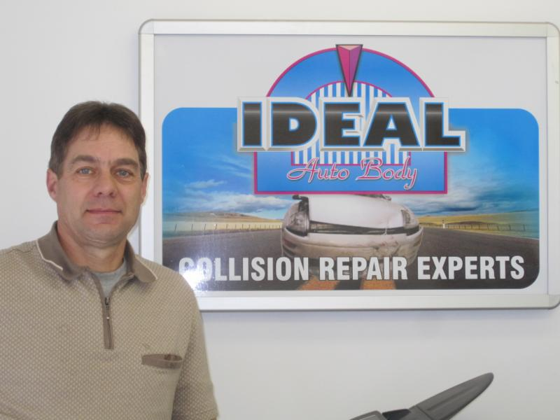 Ideal Autobody in Estevan