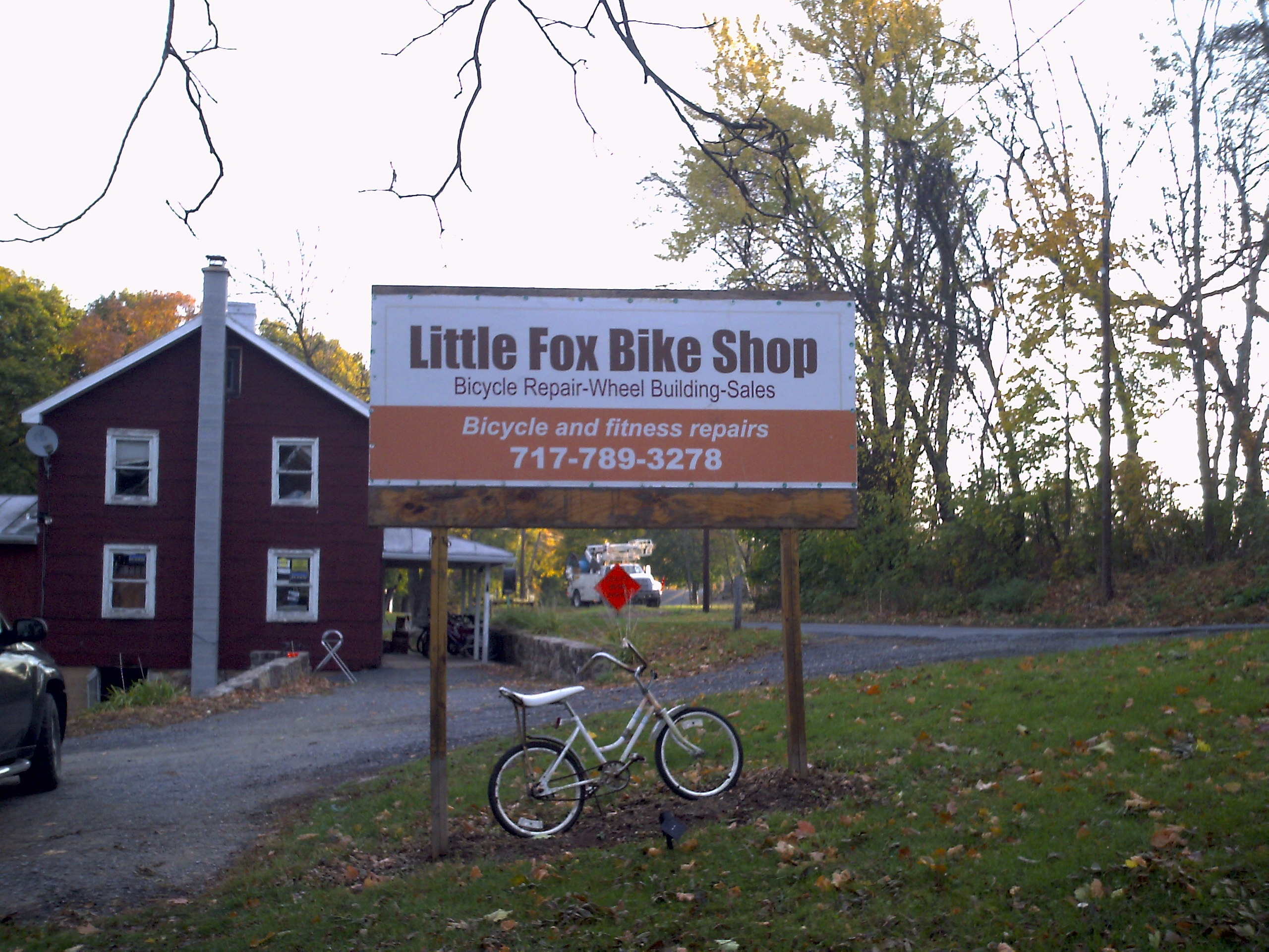 Little Fox Bike Shop image 0