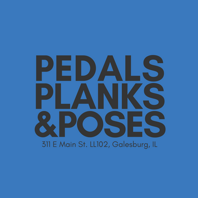 Pedals, Planks and Poses Fitness Studio, LLC