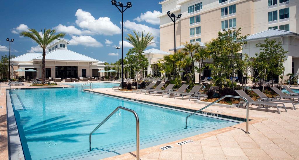 SpringHill Suites by Marriott Orlando at Flamingo Crossings/Western Entrance image 5