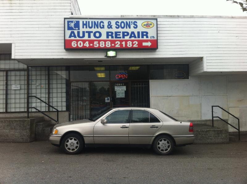 Hung & Son's Auto Repair Services Ltd