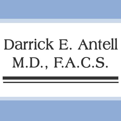 Darrick E. Antell, MD, FACS