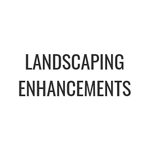 Landscaping Enhancements