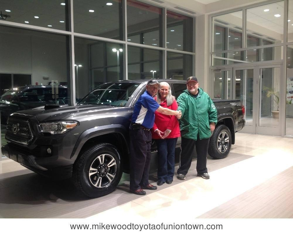 Mike Kelly Toyota Of Uniontown image 1
