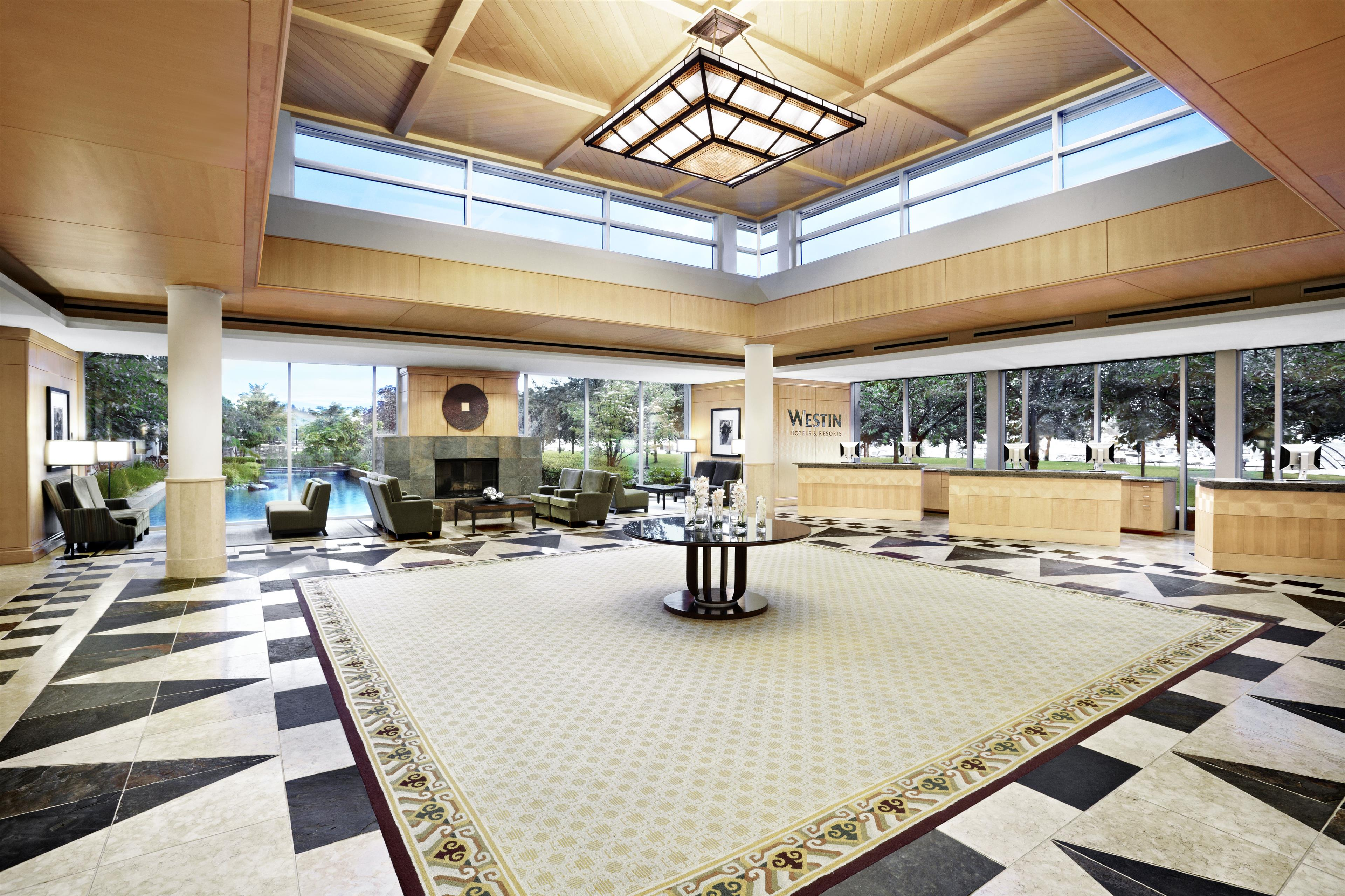 The Westin Bayshore, Vancouver in Vancouver: Lobby