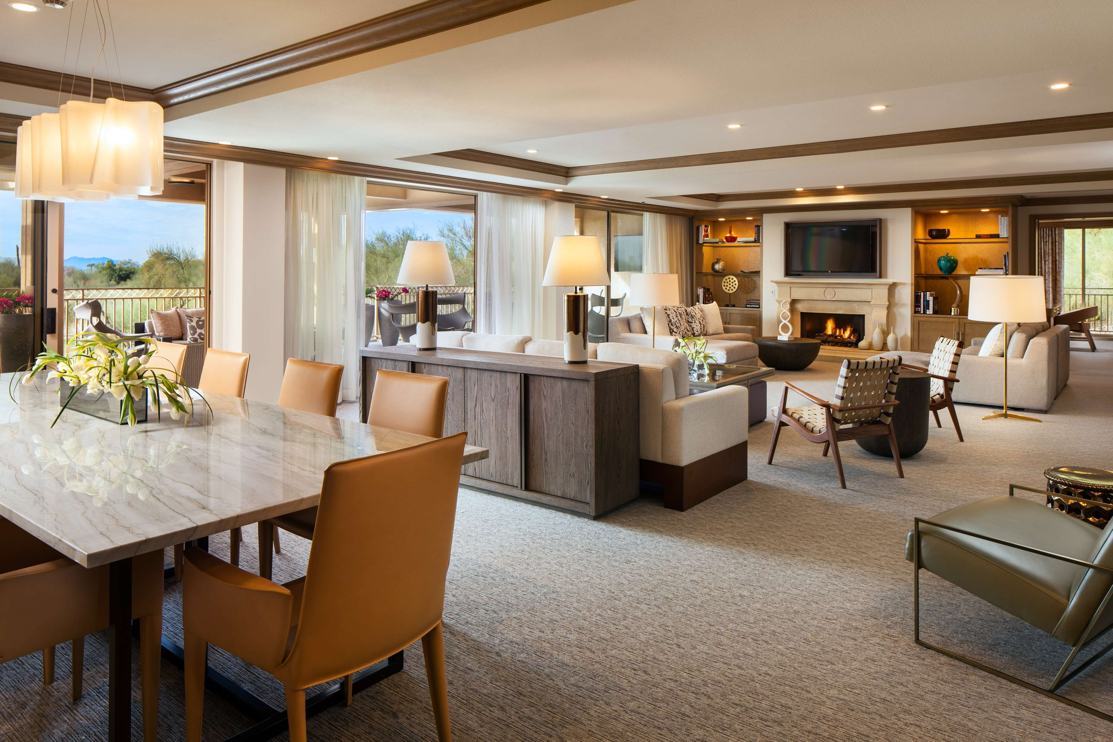 The Canyon Suites at The Phoenician, a Luxury Collection Resort, Scottsdale image 32