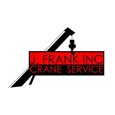 J Frank Inc Crane Service