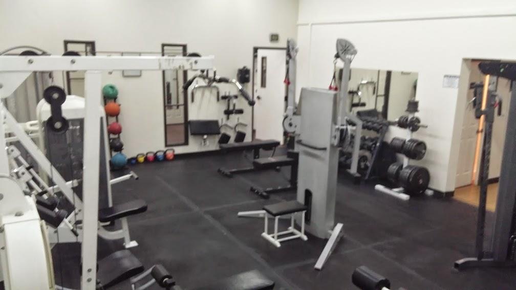 Hayden Island Fitness