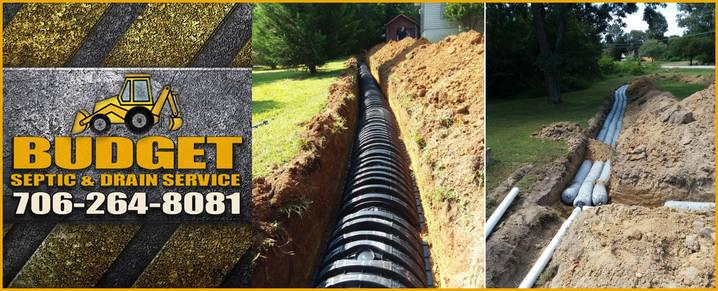 Budget Septic & Drain Service, LLC image 0