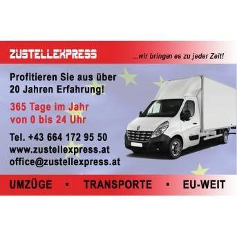 Zustellexpress .at Umzüge, Möbeltransporte, Umzugshelfer, Möbelmontagen, Übersiedlungen, Möbelpacker