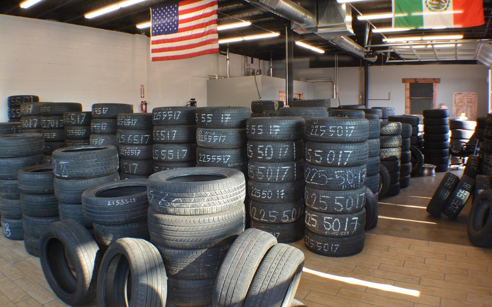 Ortiz Tire Shop image 0