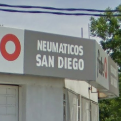 NEUMÁTICOS SAN DIEGO