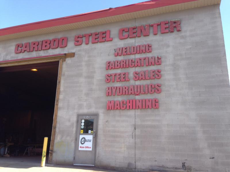 Cariboo Steel & Machine Ltd in Williams Lake