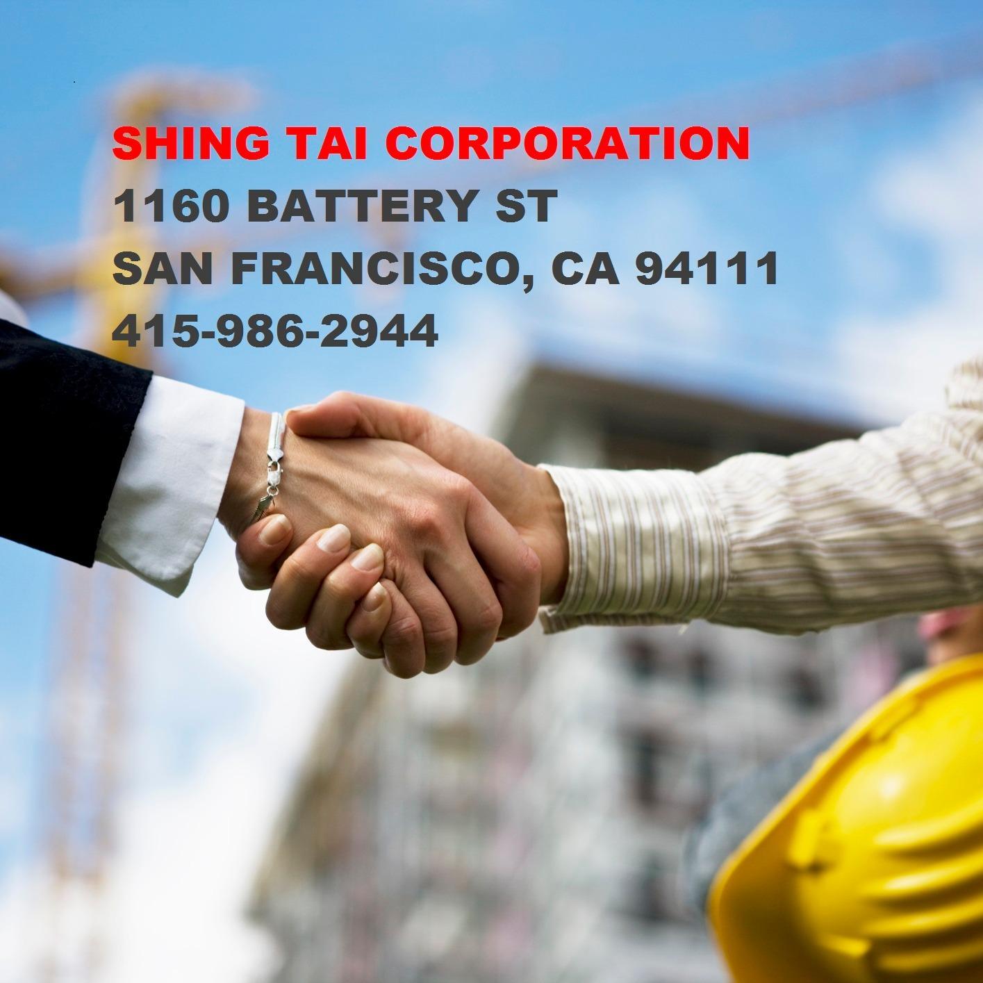 SHING TAI CORPORATION