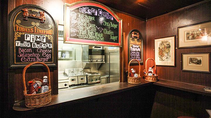 Oliver Twist Pub Zürich