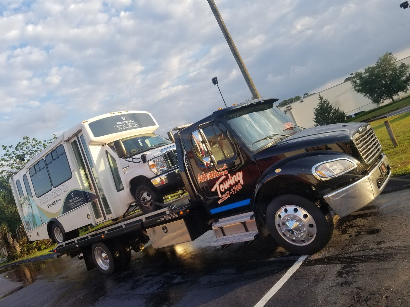 Advanced Towing image 33