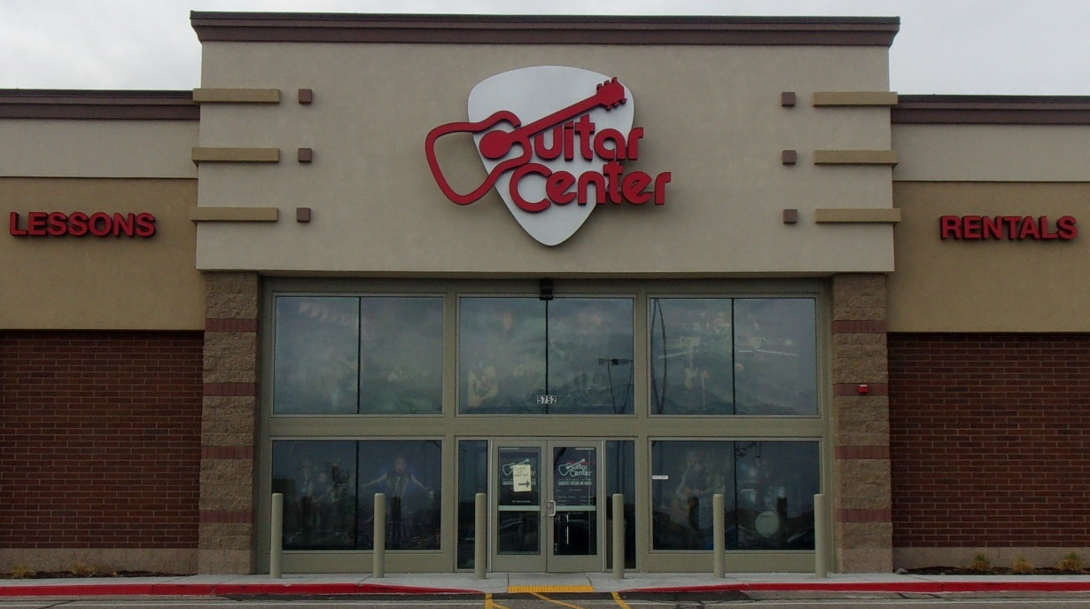 Guitar Center Salt Lake City