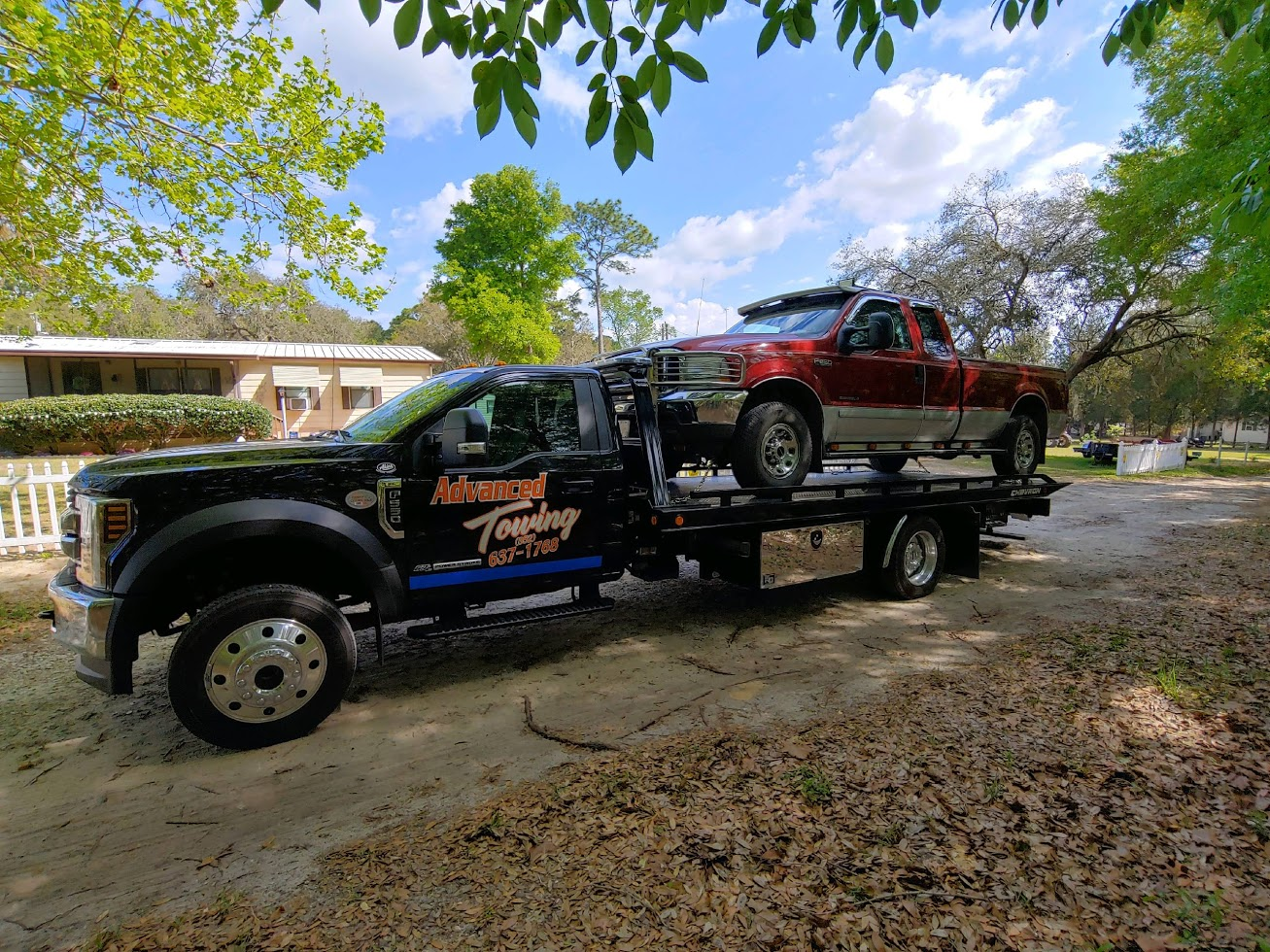 Advanced Towing image 34